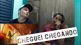 Video React  ‹CHEGUEI› (Otaku Safadão) download MP3, 3GP, MP4, WEBM, AVI, FLV Mei 2018