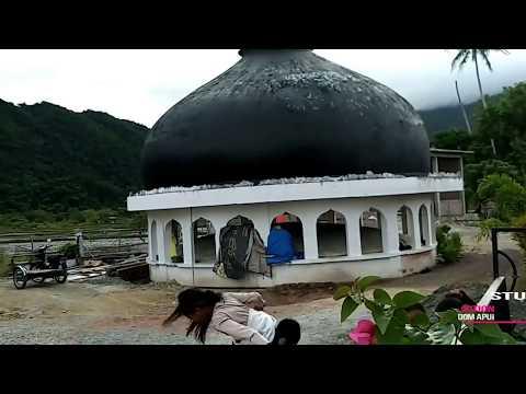 Misteri kubah terbang di Aceh berbobot80 ton saat tsunami melanda