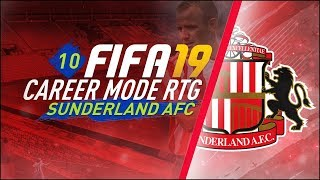 UCL BACK WITH A BANG!! FIFA 19 | Sunderland RTG Career Mode S7 Ep10