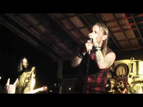 "SOIL - ""Unreal"" [7/25/13 - Live in Syracuse, NY at Quaker Steak & Lube]"