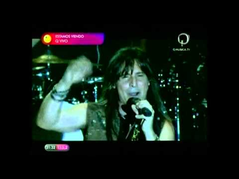 "Rata Blanca - Lawn Tennis Club ( ""Q"" VIVO )"