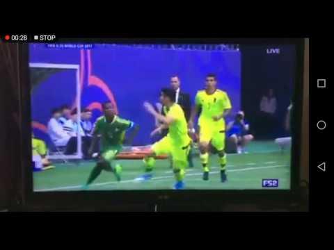 Bong Kalo skill for Vanuatu vs Venezuela FIFA u20 World Cup
