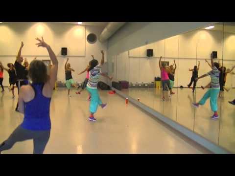 Bhangra dance in Sweden!
