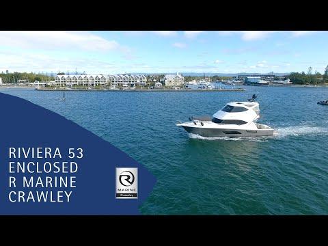 Riviera 53 Enclosed