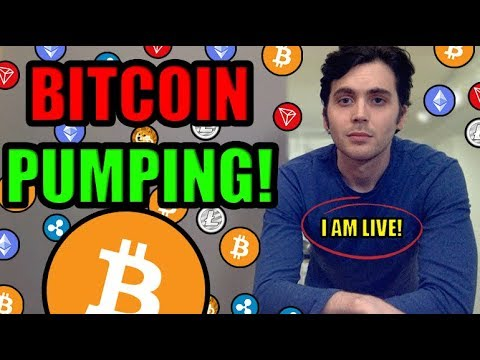 Bitcoin Looks Ready To Pump! [Ask Me ANYTHING!] 👍