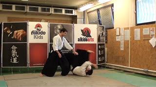 ryotedori iriminage [TUTORIAL] Aikido basic technique