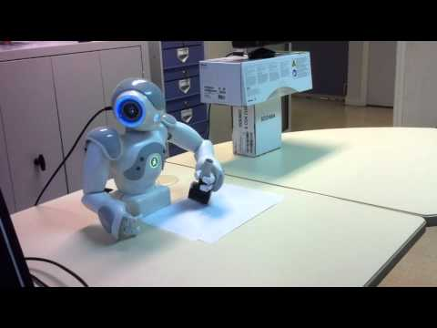Semantics architecture of multimodal interaction for ambient intelligence applied to Nao robot