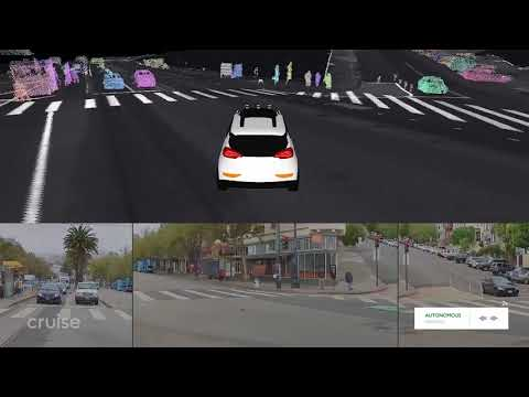 Watch A Self-Driving Car Navigate The Toughest Intersections In San Francisco