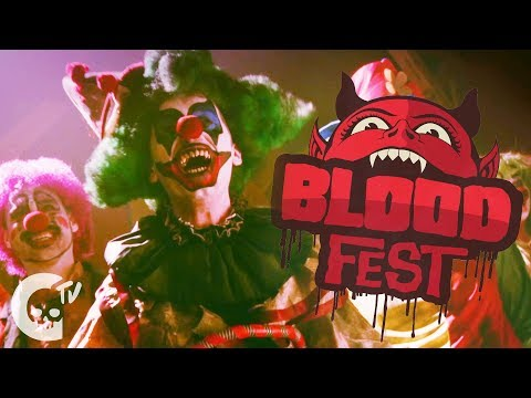 Blood Fest RED BAND Full online | Crypt TV