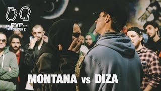 PVPBattle Season2 : Montana vs Diza 1/4