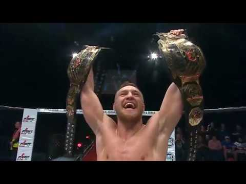 Cage Warriors - 16 years of history