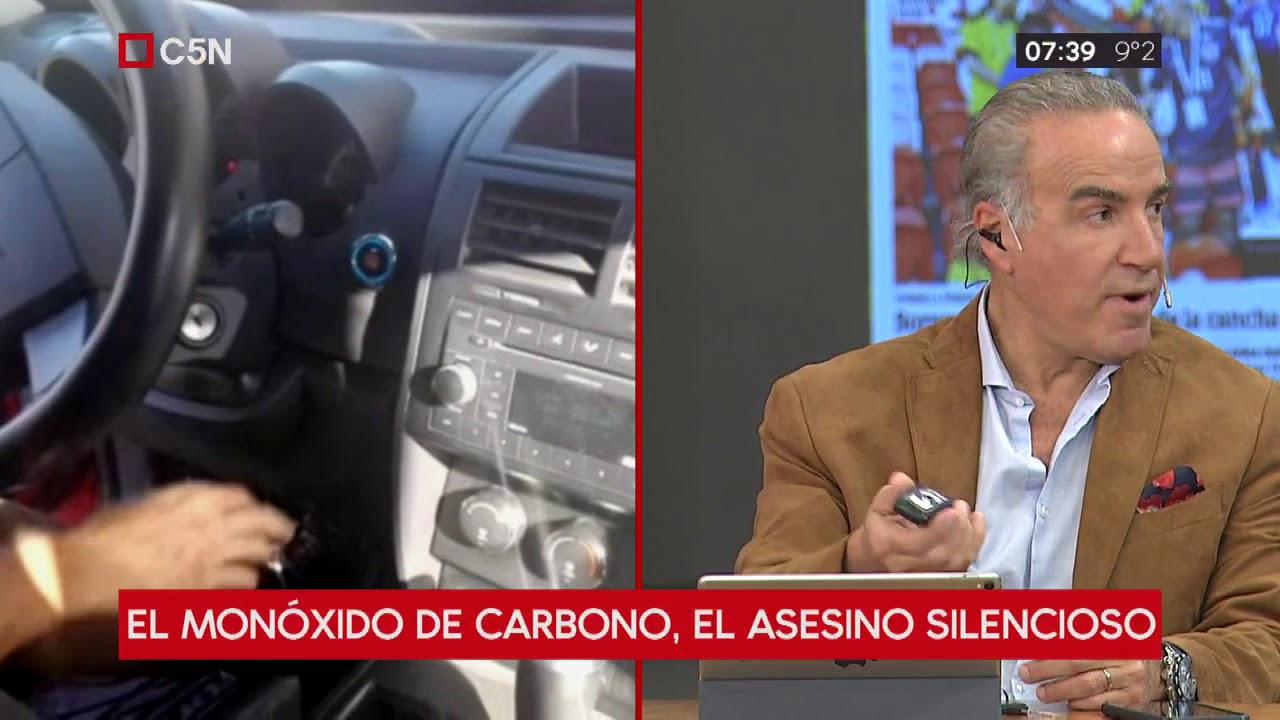 El monóxido de carbono, el asesino silencioso