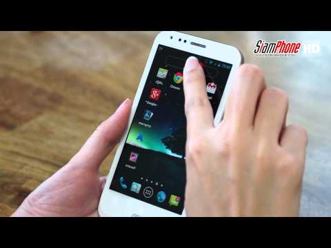 [HD] รีวิวมือถือ ASUS Padfone 2 Review [TH-SUB]