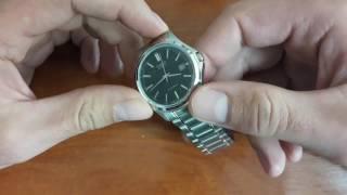 видео Кассио кварцевые часы