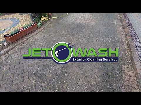 Driveway Pressure Washing | Block Paving Cleaning