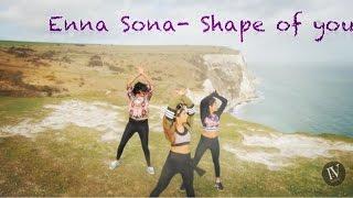 Enna Sona   Shape of you   Ed Sheeran   A.R.Rahman   I:V dance cover   Arijit Singh