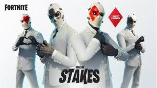 *NEW* WILD CARD SKIN | GET AWAY GAMEMODE | GRAPPLER GUN (Fortnite)
