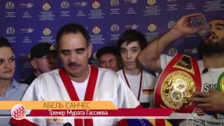 Мурат Гассиев победил Энгина Каракаплана