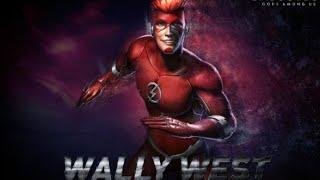 REBIRTH WALLY WEST FLASH GAMEPLAY !!!!