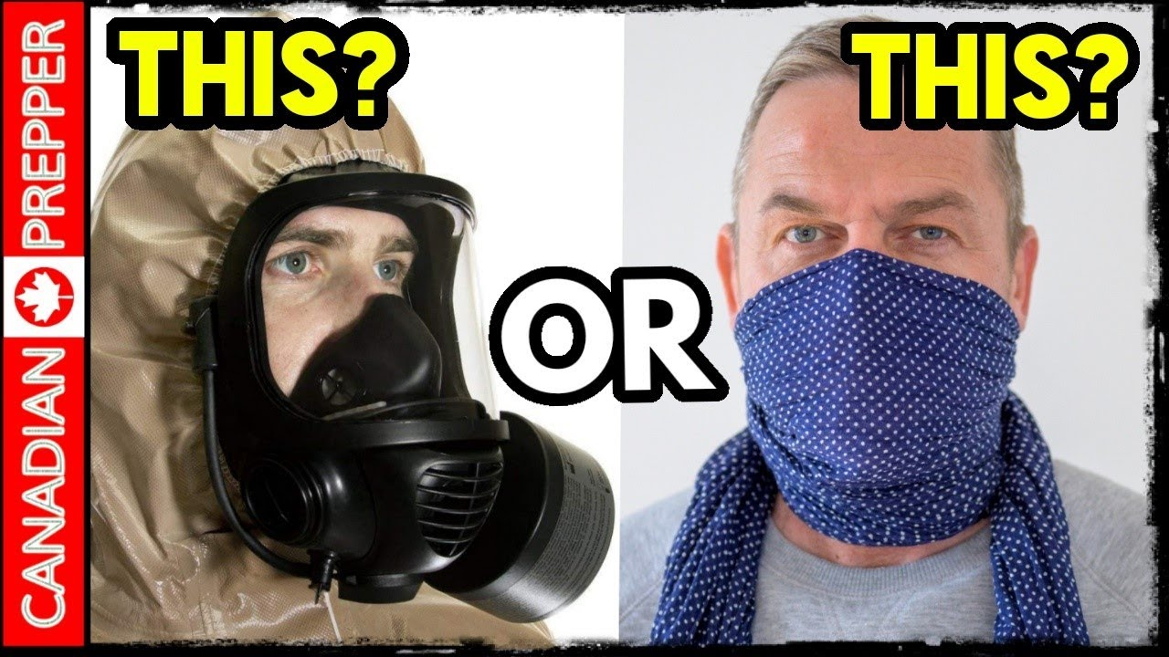 WARNING: Mask Rant/ #1 Rule for Preppers