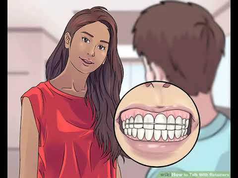 How to Talk With a Retainer
