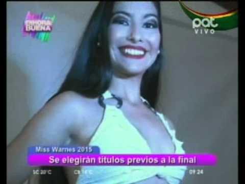 Miss Warnes 2015 #EnHoraBuena
