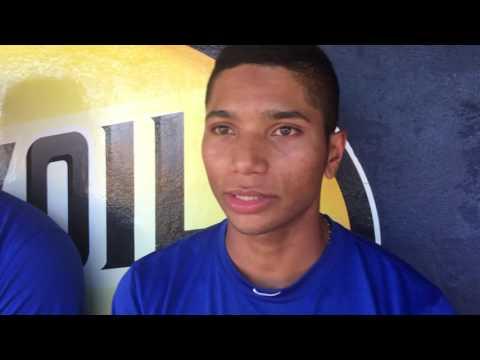 Venezolanos en ligas menores (AA) (Kansas City)- Arkansas Naturals