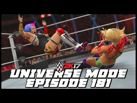 WWE 2K17 | Universe Mode - 'TLC PPV!' (PART 2) | #181