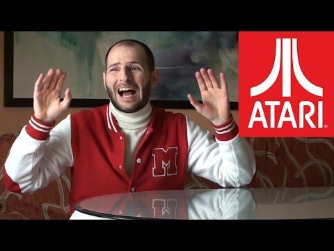 ¡¡¡COMPAÑIAS DEL MAL!!! - ¡¡¡ATARI!!! - Historia de atari - Sasel - Reportaje - Videojuegos