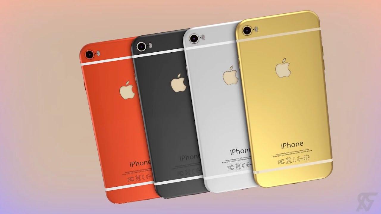 iPhone 6 Concept 2014 - Exclusive 3d render
