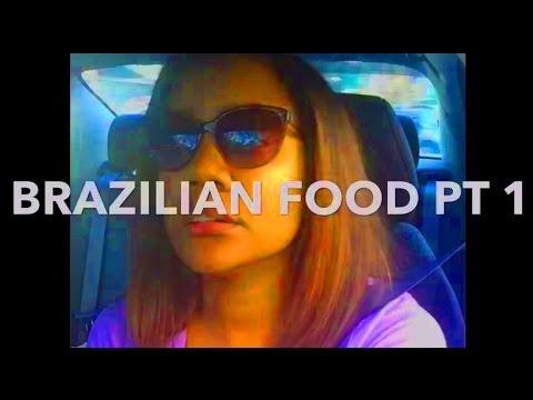 Food at Brazilian Day Festival Atlanta 2014