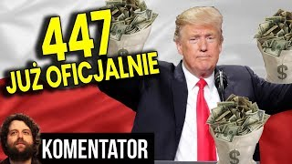 OFICJALNIE: Ruszają Roszczenia 447 Just Act - Jest List By Polska Dała Pieniądze Analiza Komentator