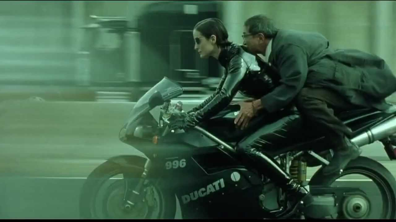 Ducati In The Matrix