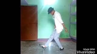 YO Yo honey singh blue eyes dance by Nikhil Mishra dance