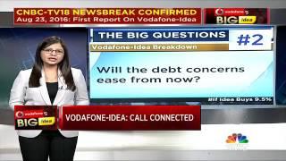 #VodafoneIdeaMerger : The Big Questions