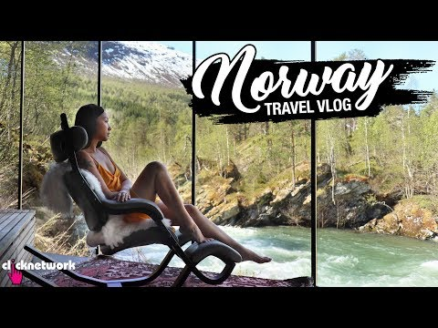 Norway Travel Vlog (Ex Machina Hotel, Hiking Pulpit Rock) - Rozz Recommends: Unexplored EP8