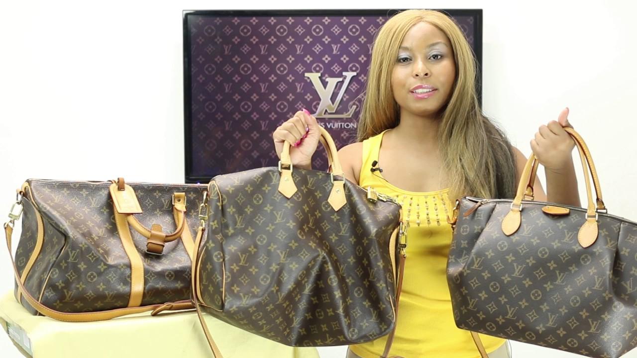 Louis Vuitton Question & Answer II Melie, Pochette Felicie & Speedy 40 II  Africah Harrigan