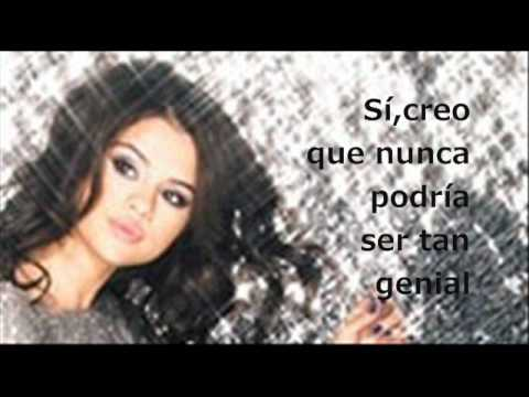 Selena Gomez-Stop & Erase (Traducida al Español).