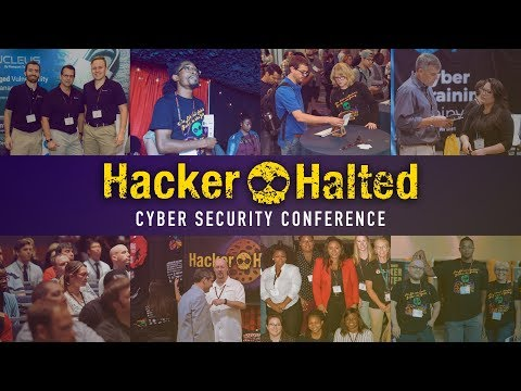 Hacker Halted - Cyber Security Conference