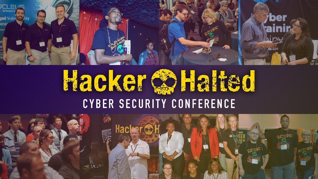 Hacker Halted 2019 | Cybersecurity Conference & Hacking