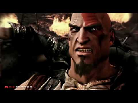 God of War III - 'Unearthing the Legend' Trailer