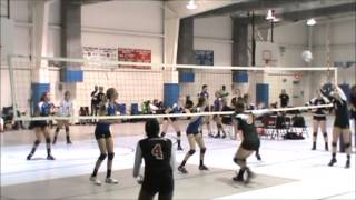 Vol 2 - Breanna Hampton 2011 club season highlights