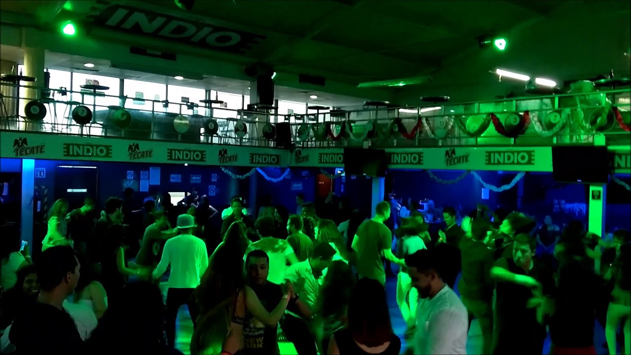 Terraza Madero Dance Room