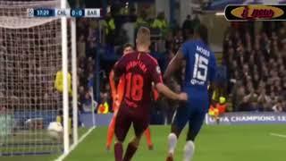 Chelsea vs Barcelona - (1 - 1) Highlights Champions League HD 2018