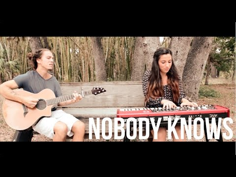 The Lumineers - Nobody Knows (From Pete's Dragon) | Cover by Devon Meyers feat. Regina Russo Mp3