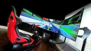 Download THE $35,000 RACING SIMULATOR Mp3 and Videos