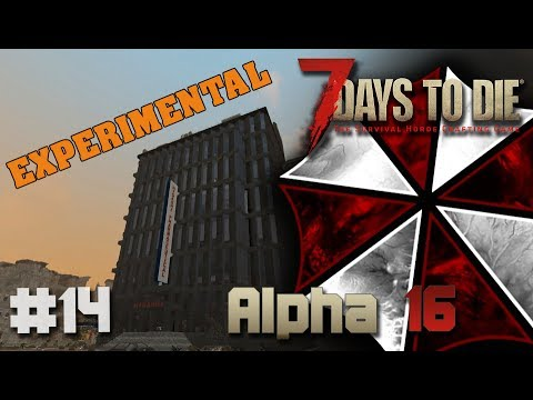 7 Days to Die Alpha 16 #14 Higashi Pharmaceutical!