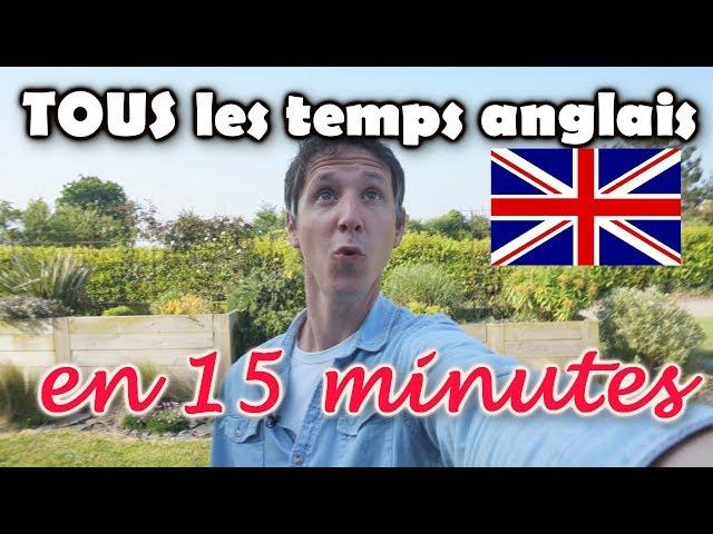 Comprendre TOUS les temps en anglais en 15 minutes