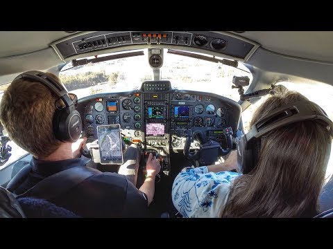 TBM850 Flight VLOG - Unfamiliar Territory!