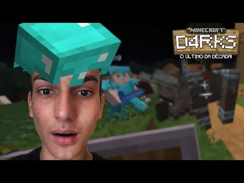 INVASÃO NA VILA! | Minecraft: D4RKS - Part. 7 (Ft. Gabriel Rinaldi E Vinícius Colucci)